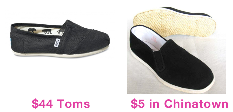 Toms Shoes Womens Size