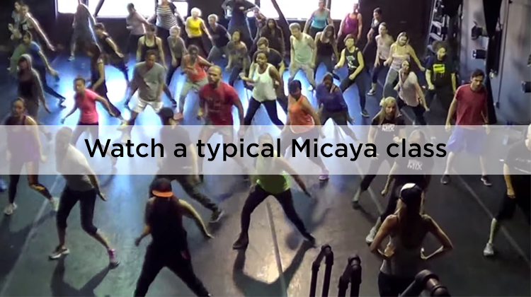 Watch a typical Micaya class