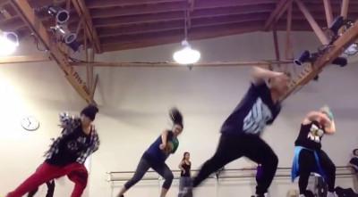 Beginning Hip Hop – Work Hard Play Hard 9.1.2013