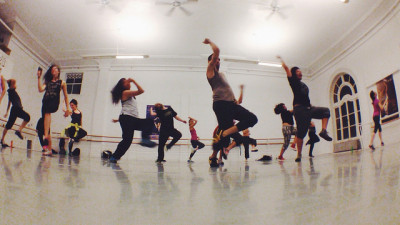 Advanced Beginner Hip Hop with D. Montalvo 5.6.2014