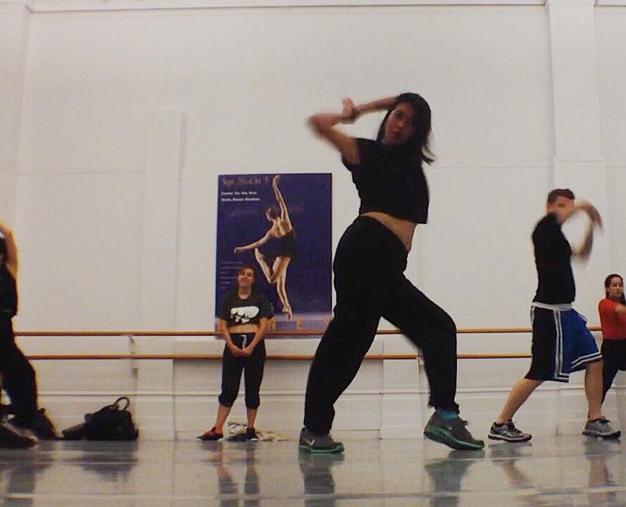 Hip Hop Dancing in the Bay Area