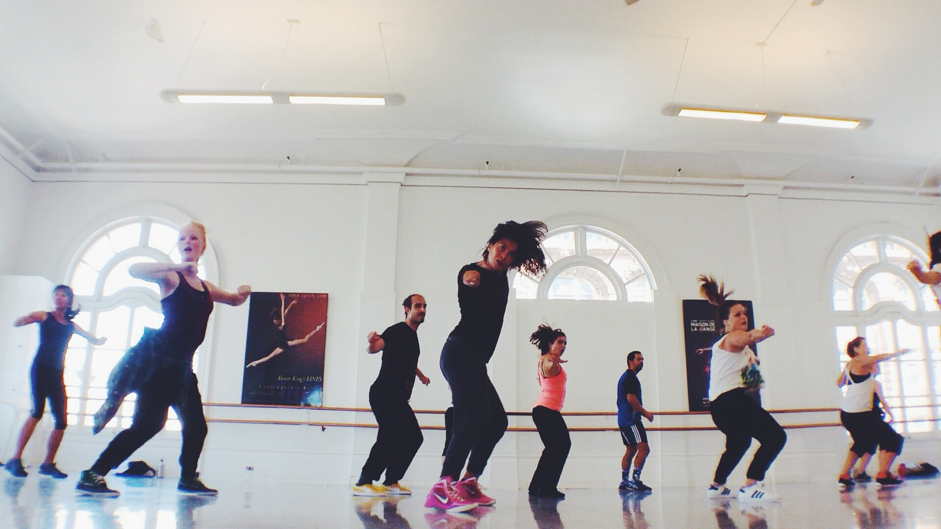 Where to learn hip hop dancing in the Bay Area – 2015